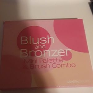 Other - Coastal Scents Blush and Bronzer Mini Palette